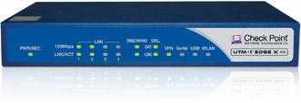 Межсетевой экран Check Point CPUTM-EDGE-XGU-IND-US