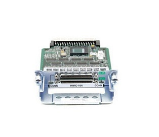 Модуль Cisco HWIC-16A