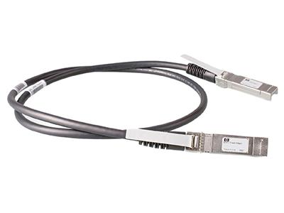 Оптический трансивер HPE X240 10G SFP+ SFP+ 0.65m DAC C-Cable, JH693A