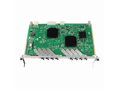 Модульная карта Huawei GPBD, 8 портов GPON для MA5608T