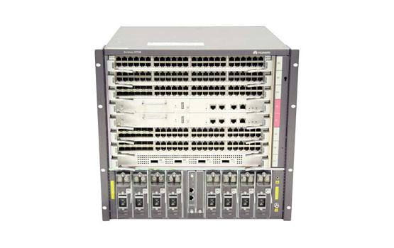 Коммутатор Huawei S7706 ES0B017706P0, 02113307