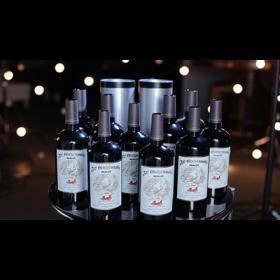 Умножение бутылок Вина - Multiplying Bottles (10 ct. High Gloss)