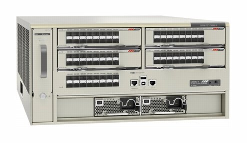 Шасси Cisco Catalyst C6880-X-LE