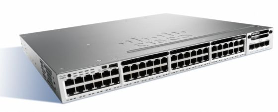 Коммутатор Cisco Catalyst WS-C3850-48P-E