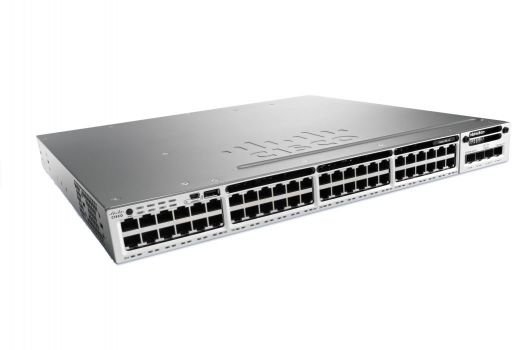 Коммутатор Cisco Catalyst WS-C3850-48F-L