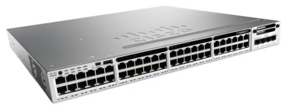 Коммутатор Cisco Catalyst WS-C3850-48F-S
