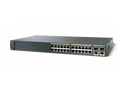 Коммутатор Cisco Catalyst WS-C2960+24TC-L