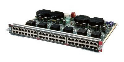 Модуль Cisco Catalyst WS-X4548-GB-RJ45V