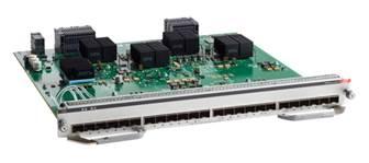 Коммутатор Cisco Catalyst C9400-LC-24XS