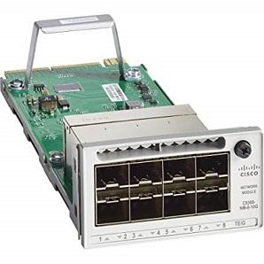 Интерфейсный модуль Cisco C9300-NM-8X