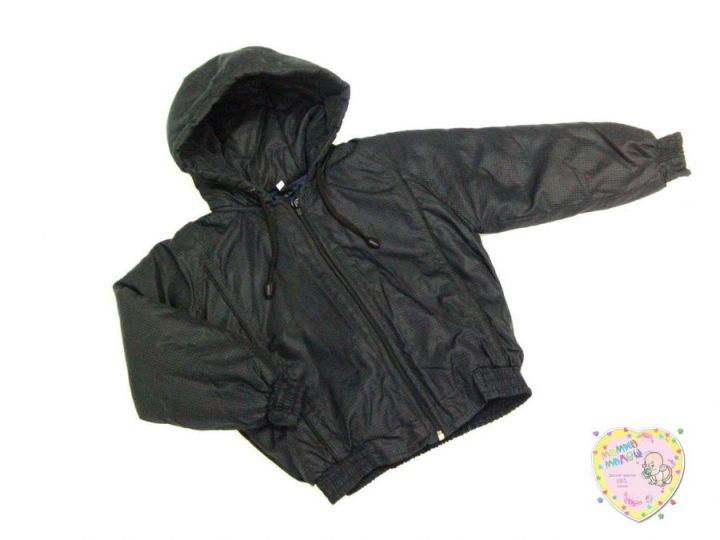 """Куртка для мальчика """"Baby"""" (черный, весна-осень)"""