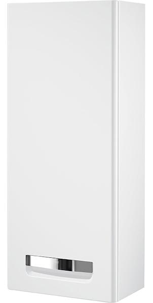 Шкаф подвесной ZRU9302882 Roca Gap L белый глянец
