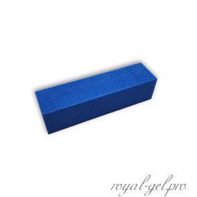 Баф четырехсторонний синий