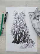 рисунок нашего дизайнера - Самойленко Ларисы