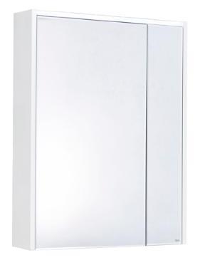 Зеркало-шкаф 70 см Roca Ronda ZRU9303008 бетон/белый глянец