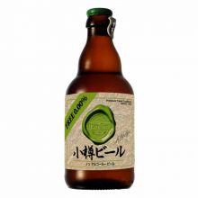 Otaru Non-Alcohol Beer / Отару светлое безалкогольное, 0,5%, 330 мл