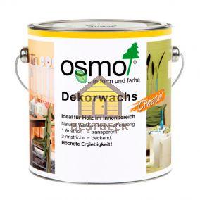 Цветные масла OSMO Dekorwachs Intensive Tone