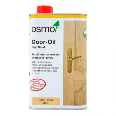 Масло для дверей Osmo door oil hight solid 1л