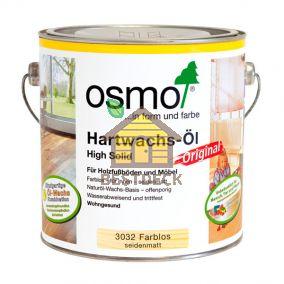 Масло с твердым воском Osmo Hartwachs-Ol Original