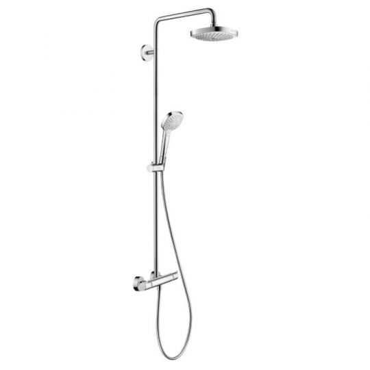 Hansgrohe Croma Select E Showerpipe 180 2jet 27256400