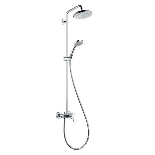 Hansgrohe Croma Showerpipe 220 1jet 27222000