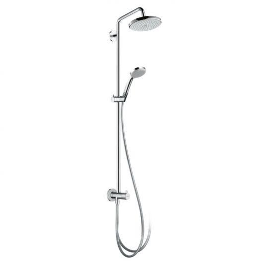 Hansgrohe Croma Showerpipe 220 1jet Reno 27224000