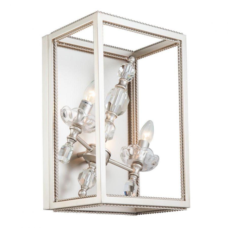 Бра Lucia Tucci Inessa W3850.2 Silver