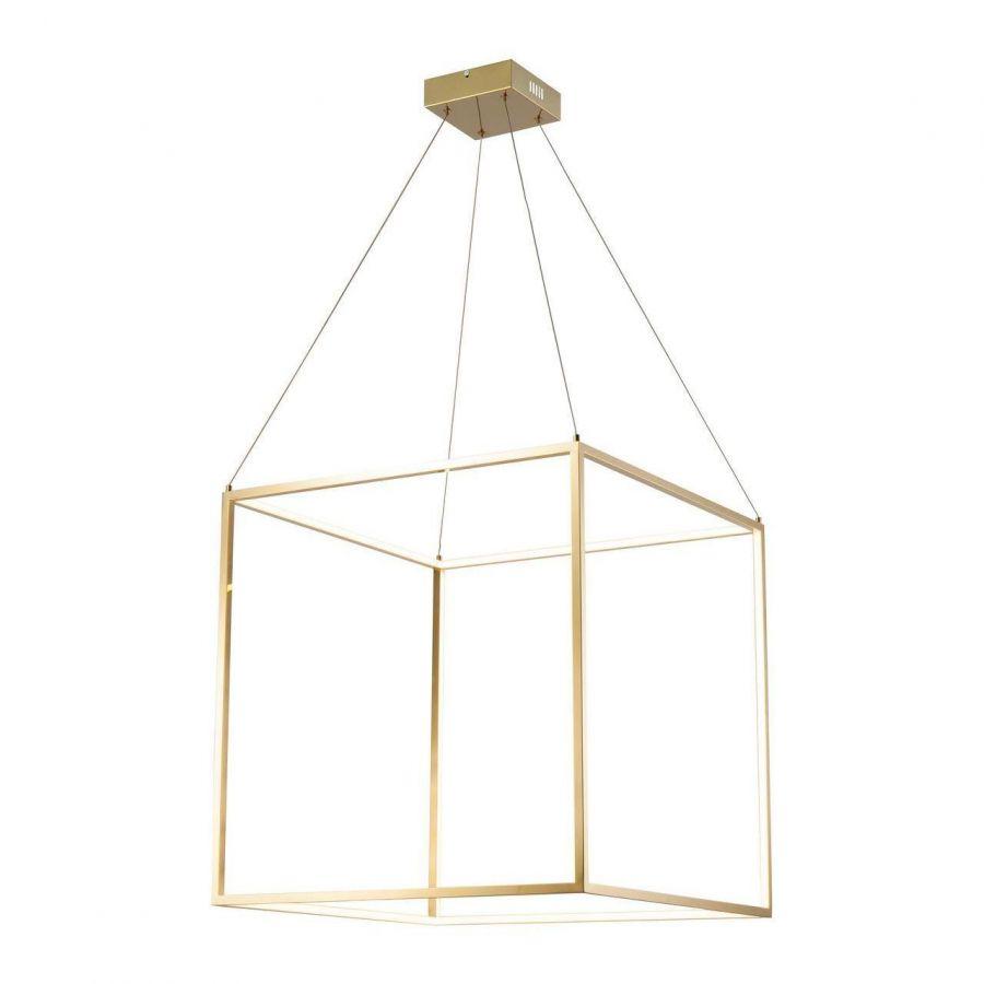 Подвесной светодиодный светильник Lucia Tucci Exo 3350.640 Gold