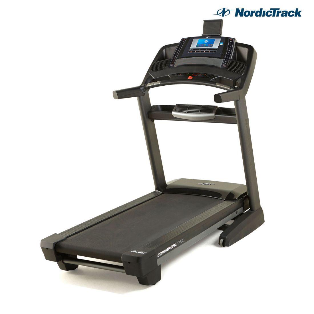 Электрическая беговая дорожка - NordicTrack Commercial 1750