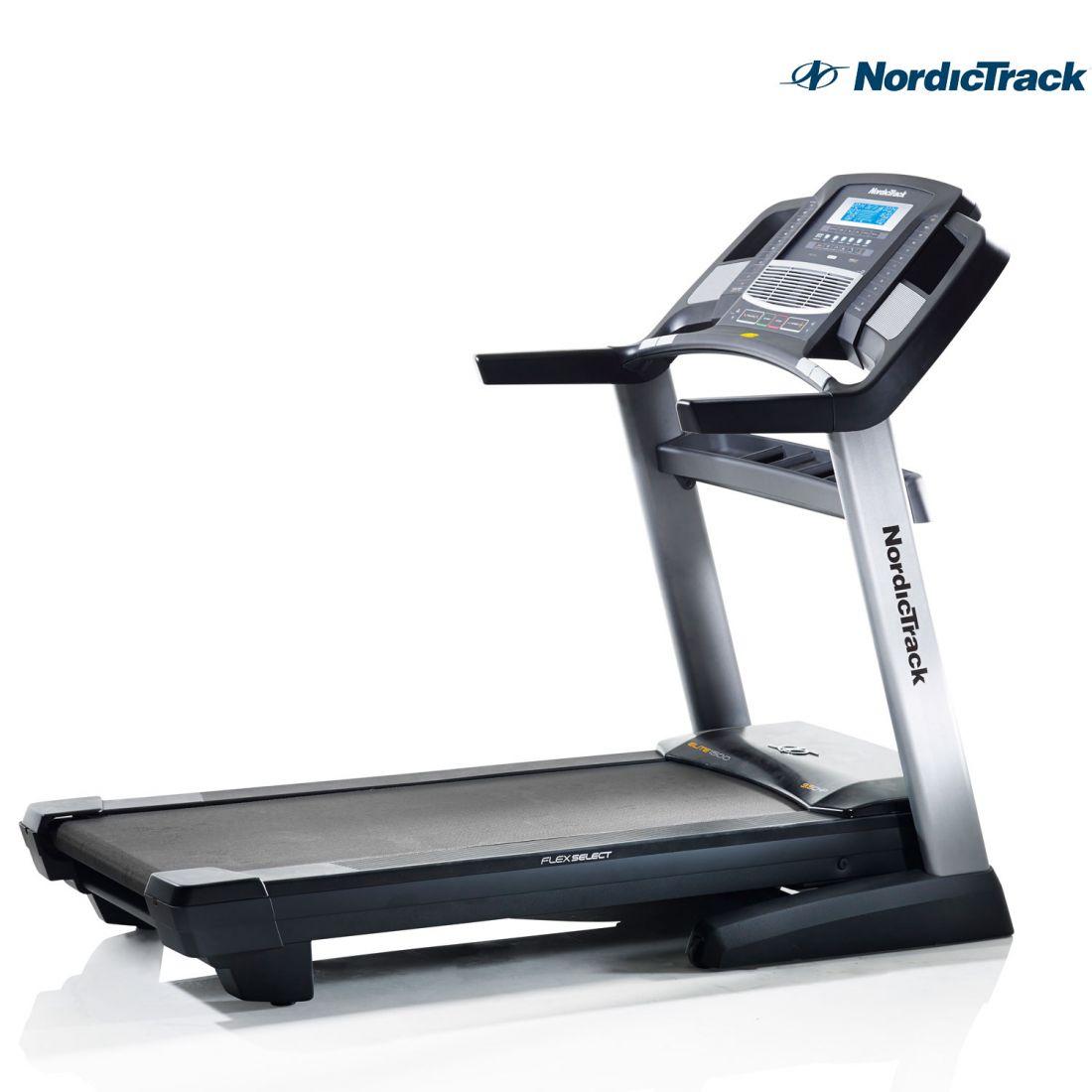 Электрическая беговая дорожка - NordicTrack Elite 1500