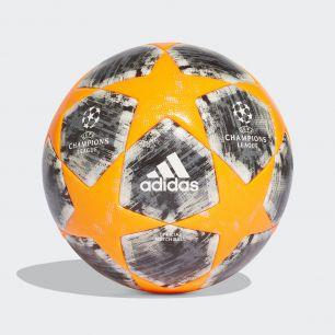 Зимний футбольный мяч Лиги Чемпионов ADIDAS FINALE18 WINTER OMB CW4136