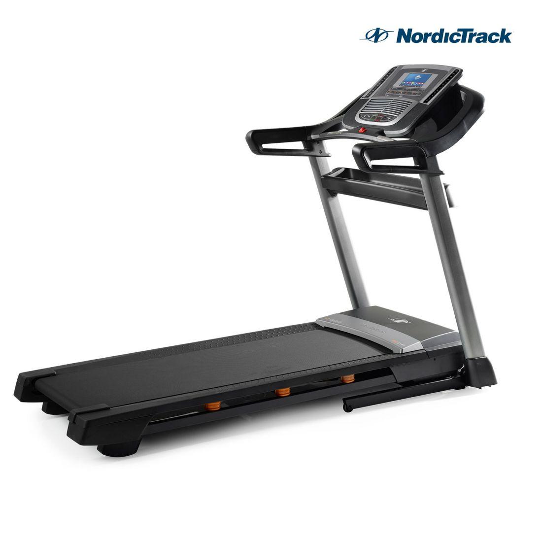 Электрическая беговая дорожка - NordicTrack C990
