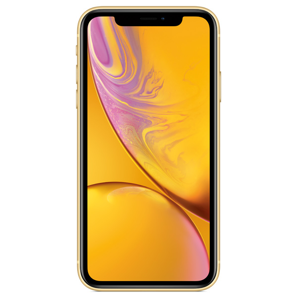 Смартфон Apple iPhone XR 128GB Yellow (Жёлтый)