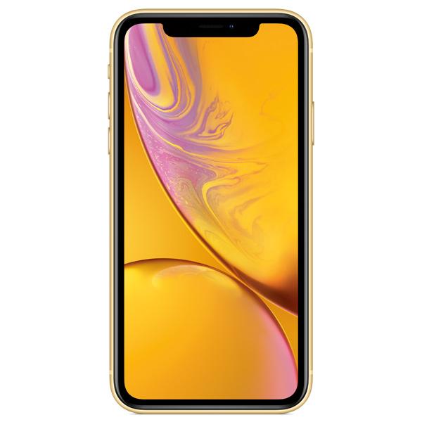 Смартфон Apple iPhone XR 256GB Yellow (Жёлтый)