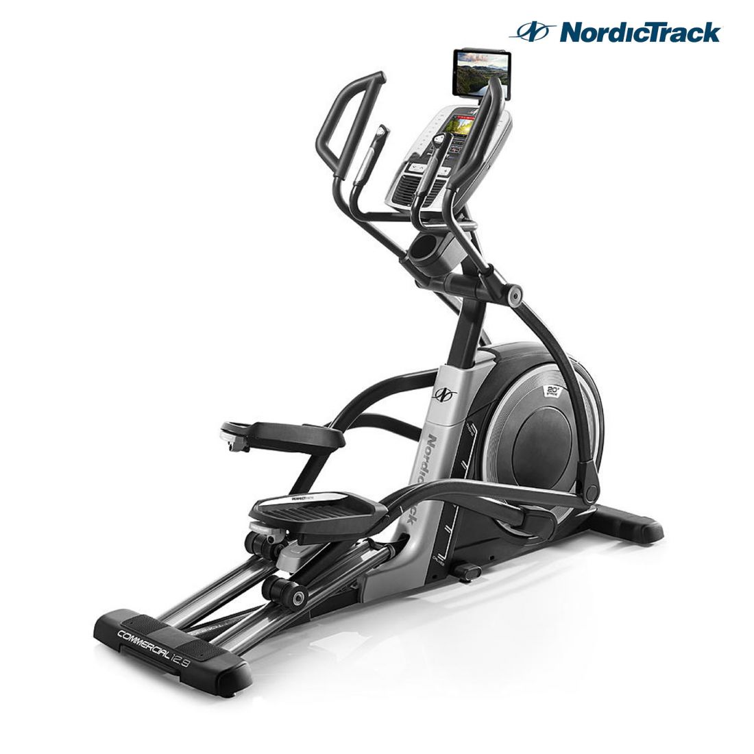 Эллиптический тренажер - NordicTrack Commercial C12.9