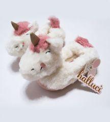 Мягкие тапчули «Крылатые единорожки»