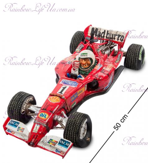 "Машина гонщик ""The Champion. Forchino"""