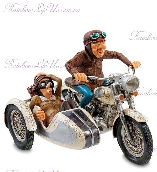 "Мотоцикл с коляской ""The Sidecar Tour. Forchino"""