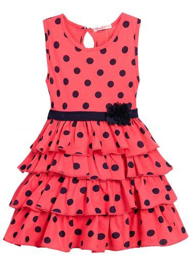 Платье на девочки 2-5 лет Bonito BK1167P2