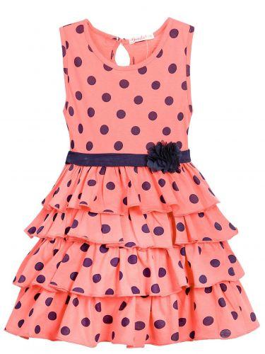 Платье на девочки 2-5 лет Bonito BK1167P3