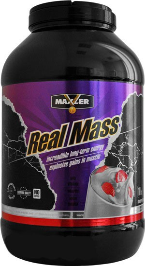Real Mass от Maxler 4540 гр