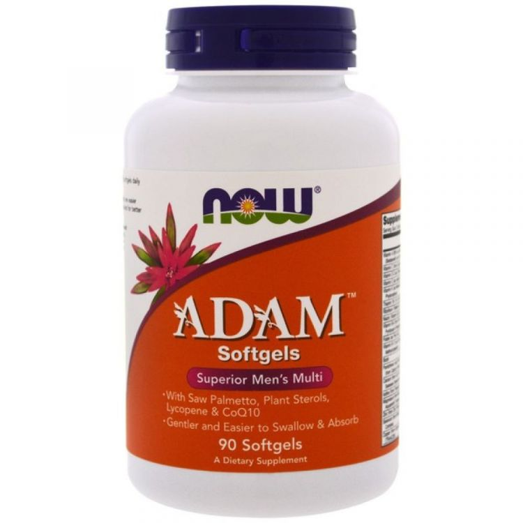 ADAM от  Now Foods 90 капсул