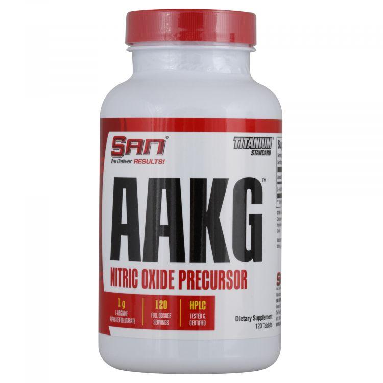 AAKG от SAN 120 таб