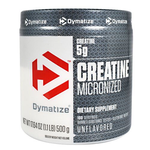 Creatine Micronized от  Dymatize  500 гр