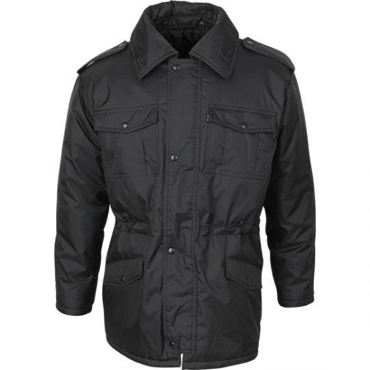 Куртка зимняя М4 Черная