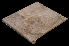 Ступень фронтальная Peldano Rocks Gris 30×33