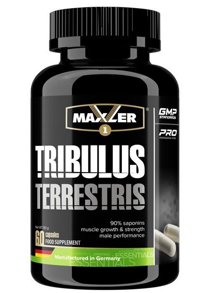Tribulus Terrestris от Maxler 60 кап