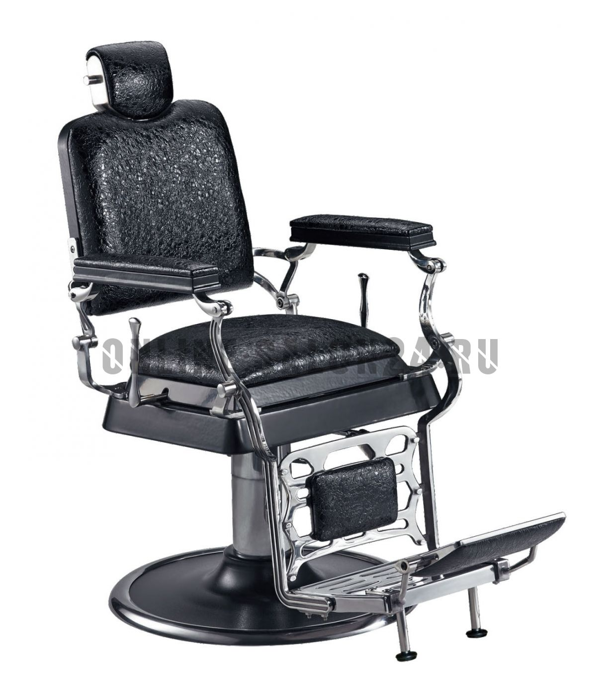 Кресло парикмахерское мужское А500 SKELETON