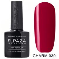 Elpaza гель-лак Charm 039, 10 ml