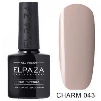 Elpaza гель-лак Charm 043, 10 ml